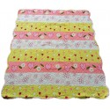 Maylee Cotton Patchwork Baby Quilted Sunny Flower