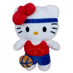Maylee Cartoon Soft Toy (Kitty Basket)