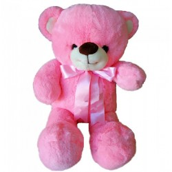Maylee Sweet Big Plush Teddy Bear Pink 60cm
