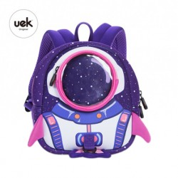 UEK Rocket Kids Backpack (Purple)