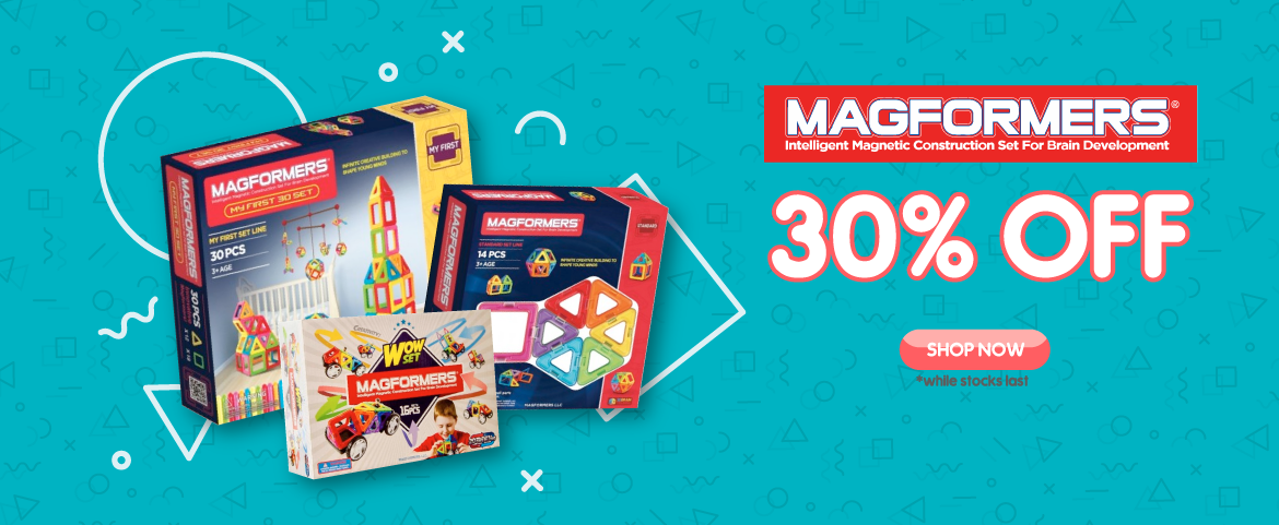 Magformers Promotion 30% off