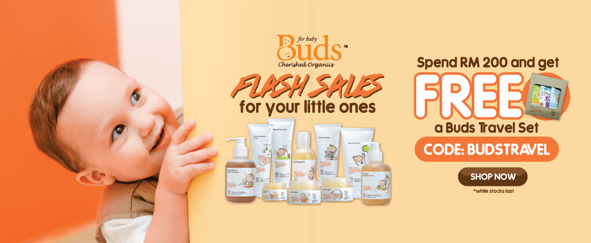 Buds Flash Sales for your little one
