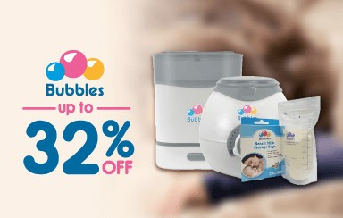 Bubbles promotion