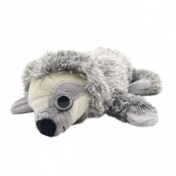 Inky Plush Collection Plush Pencil Case (Grey Sloth)