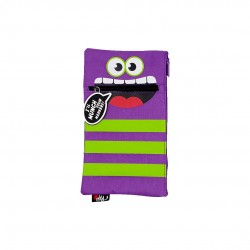Inky Pouch (Purple Monster)