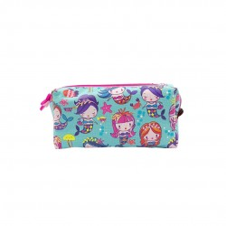Inky Pencil Case (Mermaid)