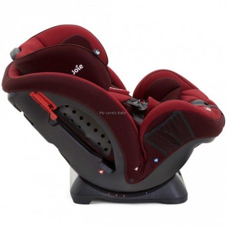 Joie Stages Car Seat - Cherry