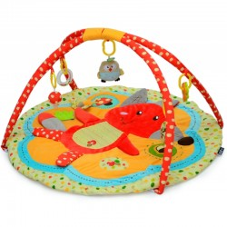 My Dear Wild Animal Play Mat