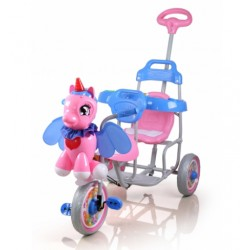 My Dear Family Tricycle (Unicorn)