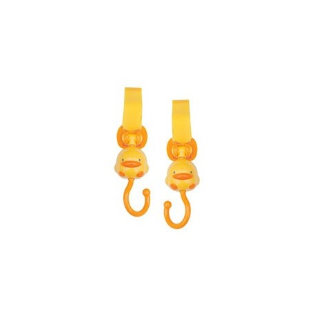 Piyo Piyo Hanging Hock for Stroller 2 pcs
