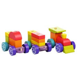 Cubika Rainbow Express Train