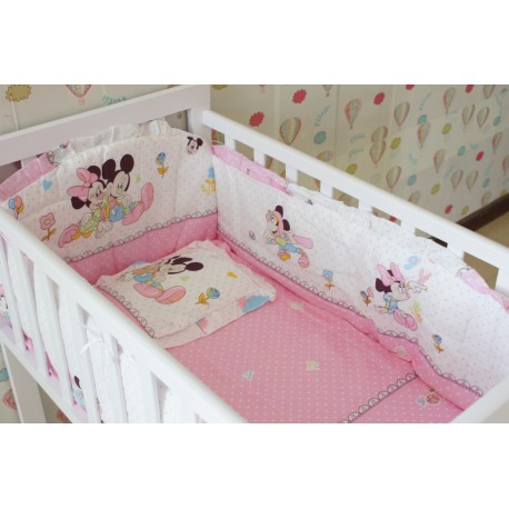 Royalcot Bedding Set Pink (70x130cm)
