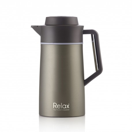 Relax Bottles 1500ml 18.8 Stainless Steel Thermal Carafe (Champagne)