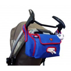 Justice League Stroller Organizer-Superman