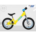 Forever AL 1299 Balance Bike for Children from 2 to 6 FREE Helmet and Protection Guards (Yellow)