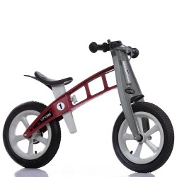 SZFW RR1204 Balance Bike For Children 2 to 6 Year Old - Red