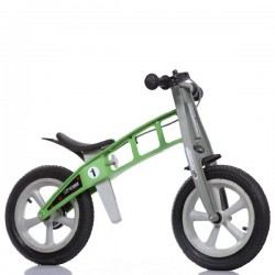 SZFW RR1204 Balance Bike For Children 2 to 6 Year Old - Green