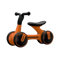 Luddy RR1006 Balance Bike For Toddler - Orange