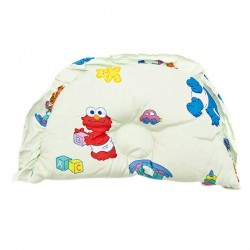 Sesame Street Beginnings Baby Semi-Circle Pillow - Time for Play
