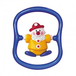 TOLO Baby Clown Rattle Toys