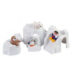TOLO First Friends Polar Iceberg Play Set Toys