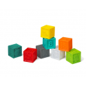 Infantino Squeeze & Stack Block Set (8pcs)