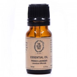 The Olive Tree French Lavender Essential Oil