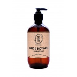 The Olive Tree Rose Geranium Hand & Body Wash