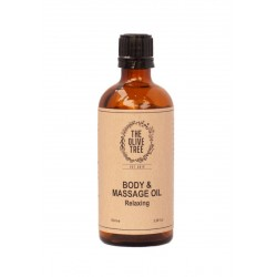 The Olive Tree Relaxing Body & Massage Oil