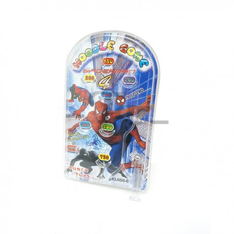 Toys Funtastic Miniature Handheld Pinball Toy - Blue