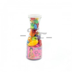Creative Pop Beads In PVC Bottle