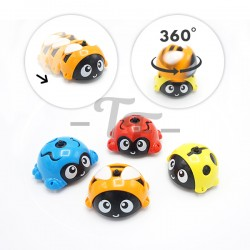 Toys Funtastic Stackable Spinning Top Battling Car (Set Of 2)