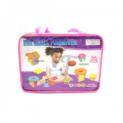 Toys Funtastic Eva Furniture Puzzle Blocks