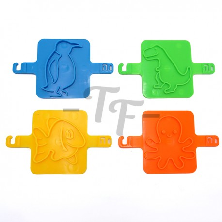 Toys Funtastic Creative Hand Or Leg Strape Mould - Green