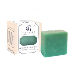 AG Touche Botanical Handmade Hypoallergenic Soap Bar 80g (Oriental Tea)