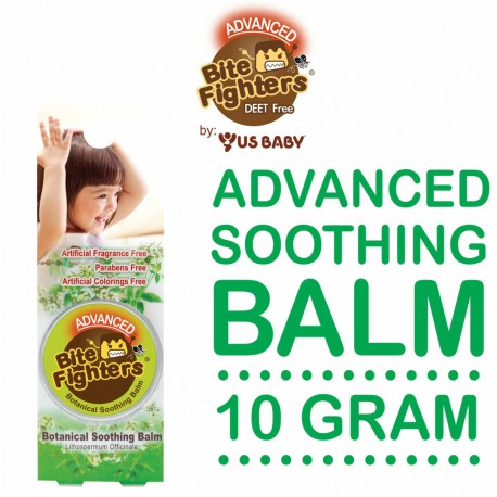 Bite Fighter Advanced Organic Soothing Balm 15g