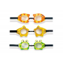 Intex Fun Goggles - 3 unit (IT 55603)