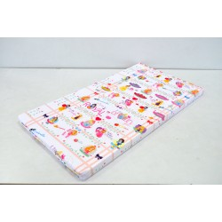 Disney Princess Baby Cot Mattress(24in x 45in x 2in)