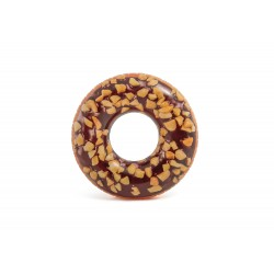 Intex Nutty Chocolate Donut Tube