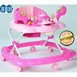 BBH 315 Walker Free Stopper and English Song (Pink)