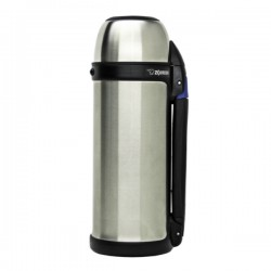 Zojirushi 1.0L S/S Bottle With Cup SJ-SHE-10 (Stainless)